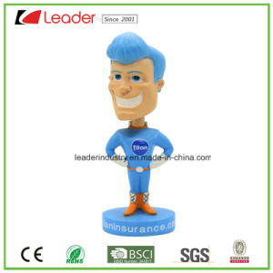 Hand Painted Resin Bobblehead Figurine for Home Decoration and Souvenir Gifts pictures & photos