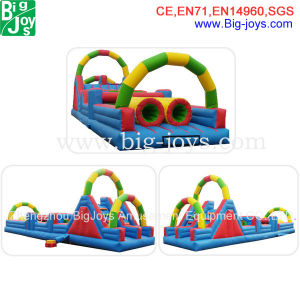 Giant Inflatable Challenge Games Inflatable Obstacle (DJOSMC004) pictures & photos