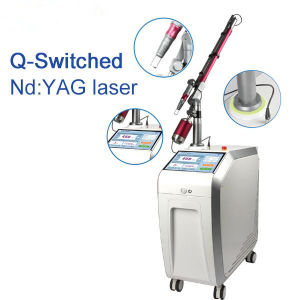 FDA Approved ND YAG Tattoo Removal Lasers pictures & photos