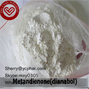 Clomiphene Citrate 50-41-9 Hormone Steroid for Menstrual Disorders pictures & photos
