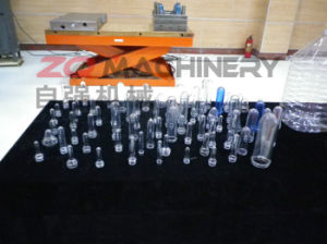 600ml Plastic Pet Water Bottle Making Machine (By CE) pictures & photos