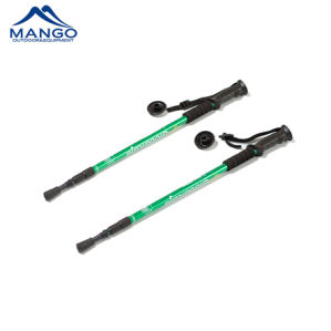 PP Grip with Compass 3 Section Walking Stick (MW1040) pictures & photos