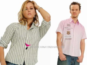 Men And Women′s Leisure Shirt - 1 (WX09-011H)