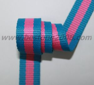 High Quality Polyester Webbing Strap for Bag#1502-10A pictures & photos