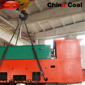 High Quality 5 Tons Battery Locomotives pictures & photos