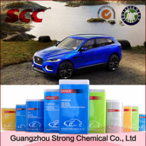 Good Filling Power Red Color 1k Metallic Basecoat Car Paint pictures & photos