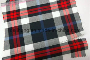 100% Cotton Yarn Dyed Check Design Shirt Fabric pictures & photos