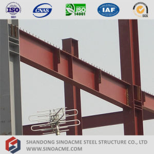 Multi Story Prefabricated Steel Structure Shopping Center pictures & photos