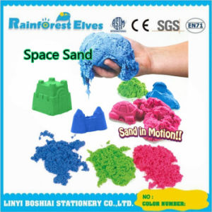 High Quality Magic Smart DIY Space Sand for Children Toys