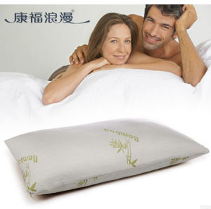 China Supplier Bamboo Fiber Pillows Home Comfort Shredded Memory Foam Pillow pictures & photos