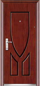 Luxury Stainless Steel Entry Door (WX-S-170) pictures & photos