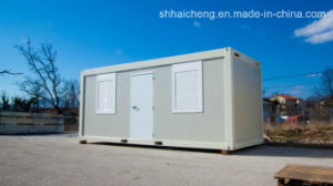 Modcoo Prefabricated Houses with Price, Quality, and Safety Advantages (shs-fp-office050) pictures & photos