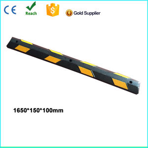 High Quality Recycled Rubber Wheel Stopper pictures & photos
