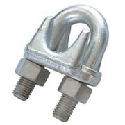 Us Type Drop Forged Wire Rope Clips pictures & photos