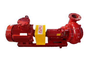 Oilfield Solids Control Centrifugal Pump with High Efficiency pictures & photos
