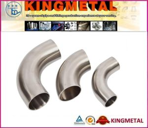 3A Stainless Steel Sanitary Elbow pictures & photos
