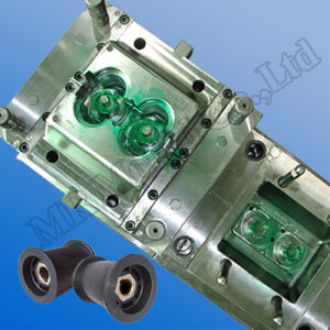 High Precision Plastic Injection Insert Moulding (ISO9001 certification)