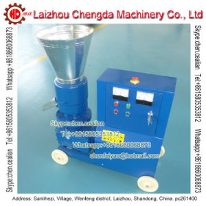 7.5kw Family Use Wood Sawdust Pellet Mill Machine with Ce pictures & photos