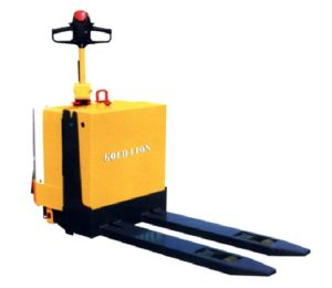 Quality 1.5ton Electric Pallet Truck pictures & photos