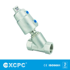 Xcp Series Plastic Actuator Bevel Valve pictures & photos