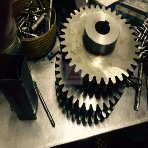 High Quality Steel Gear by Precision Machining