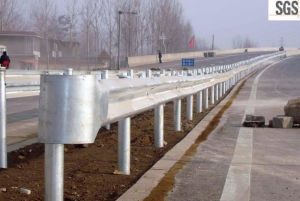 Galvanized Steel Highway Fence pictures & photos