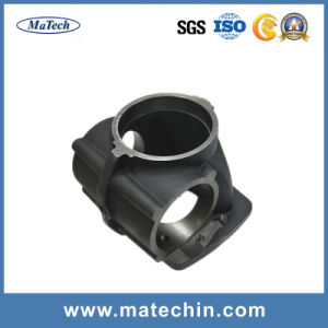 Metal Foundry Custom Iron Speed Rotator Gear Box Sand Casting pictures & photos