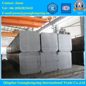 Gbq235, JIS Ss400, DIN S235jr, ASTM Grade D  Carbon Steel Billets pictures & photos
