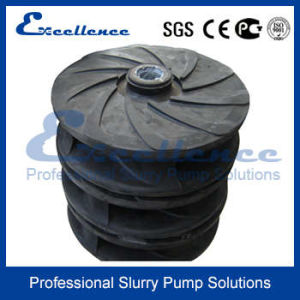 Slurry Pump Rubber Impellers in China pictures & photos