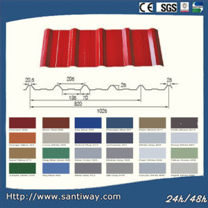 2014 Hot Selling Color Metal Roofing Sheet pictures & photos