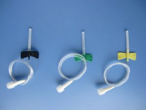 Disposable Scalp Vein Set Luer Lock pictures & photos
