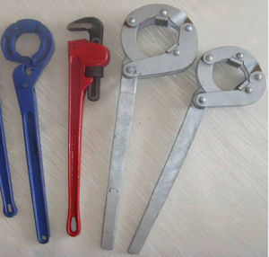 Heavy Duty Pipe Wrench pictures & photos
