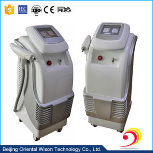Vertical 1064nm 532nm 1320nm Laser Tattoo Removal Machine pictures & photos