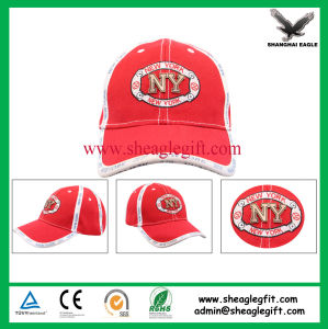 Custom Printed Logo Promotional Cheap Baseball Cap pictures & photos
