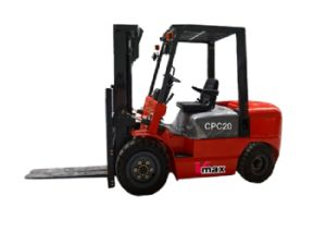 Good Quality 2tons Manual Forklift Trucks CPC20 pictures & photos