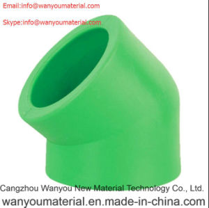 Plastic Pipe Fitting - PPR Pipe Fitting - Quality Elbow pictures & photos