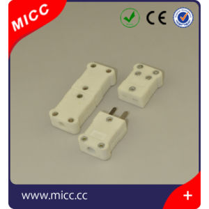 Type K Thermocouple Ceramic Connector pictures & photos