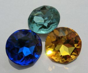 Loose Jewelry Beads of Fancy Crystal Stone pictures & photos