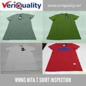 Women′s Nita T Shirt Quality Control Inspection Service in India pictures & photos