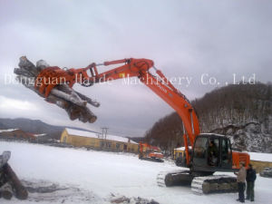 Rotate Timber Grab for Excavator pictures & photos