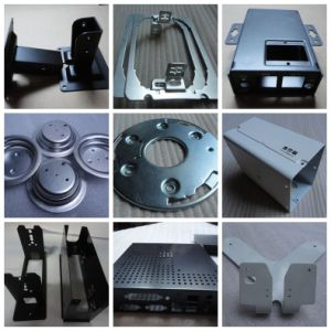 Sheet Metal Stamping Part-Stamping Part - Stamping pictures & photos