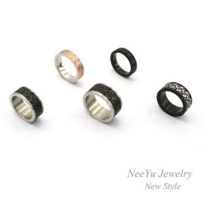 Latest Fashion 316L Rings Stainless Steel Jewelry