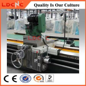High Precision Horizontal Metal Lathe Machine for Turning and Grinding pictures & photos