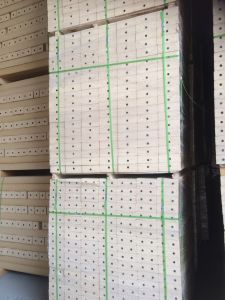 Factory-Chip Block Chipboard Use for Pallets in 90X90mm pictures & photos