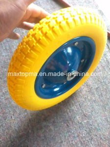 Maxtop Tire PU Foam Wheel pictures & photos