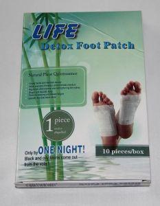 Detox Foot Pad (LIFE) 10 Pads Per Box pictures & photos