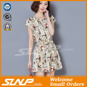 Fashion Design Summer Wear Fashionable Dress/Skirt