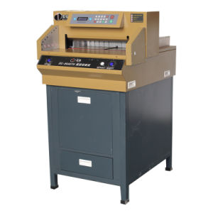 Paper Guillotine Machine pictures & photos