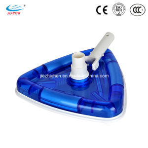 Swimming Pool Accessories Deluxe Triangular Cleaning Vacuum Heads pictures & photos