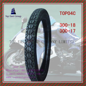 300-18, 300-17 High Quality Motorcycle Inner Tube Nylon 6pr Motorcycle Tyre pictures & photos